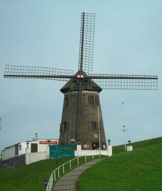 De molen van Doel