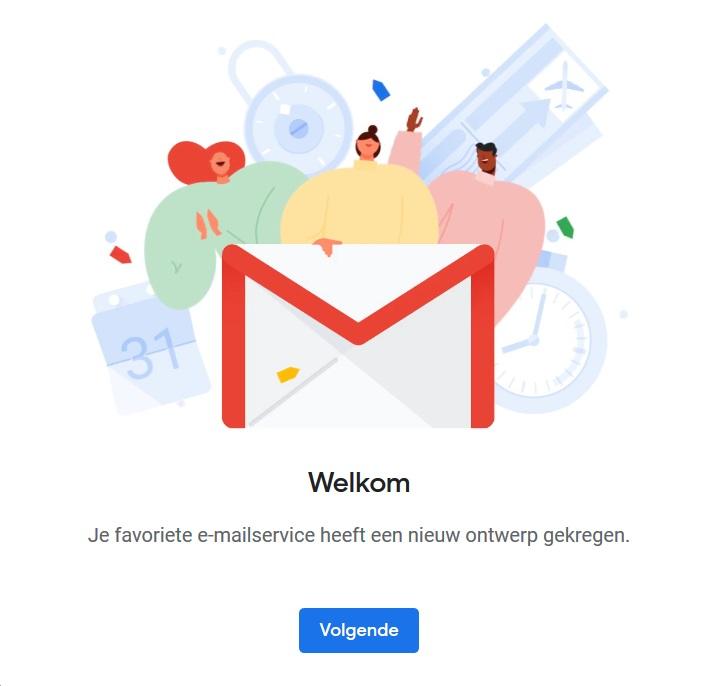 Een prior op een e-mail?