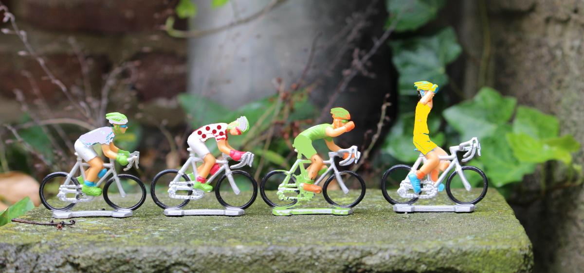 Tour de F … ini