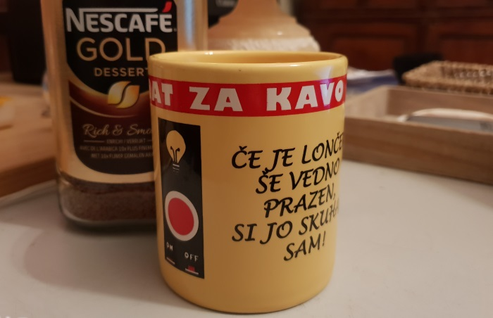 De Sloveense zjat