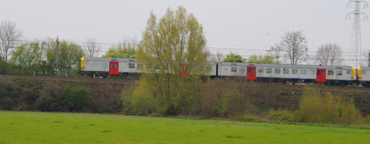 Loslopende treinen