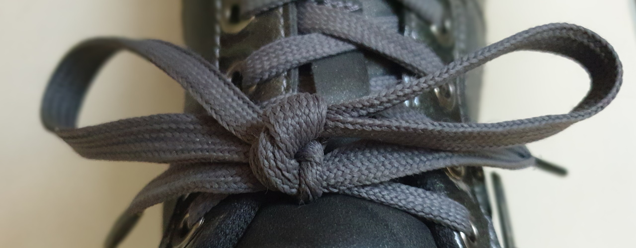 De dubbele knoop